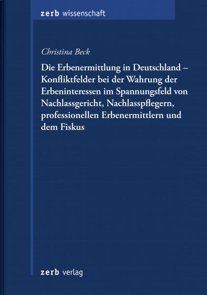 Die Erbenermittlung in Deutschland